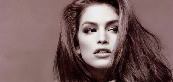 Cindy Crawford, '90s royalty