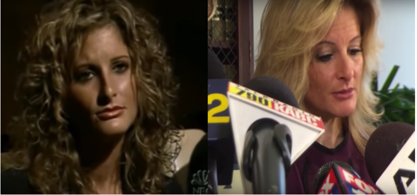 "Summer Zervos says she was harassed by her former ""boss,"" Mr. Trump. (Image Credit: YouTube/Max G News)"