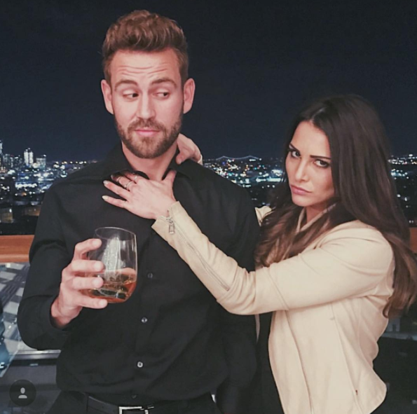 Most sexually explicit episode of The Bachelor... ever? (Image Credit: Instagram/nickviall)