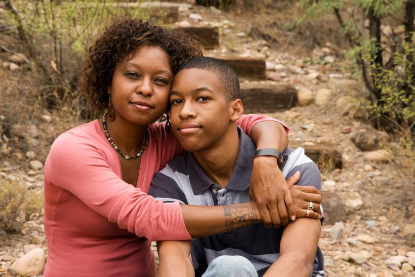 Having the opportunity to evaluate how I parented my kids was invaluable. Image: Thinkstock.