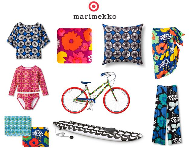 I loved Marimekko before I even knew what it was. Image: The Key To Chic.