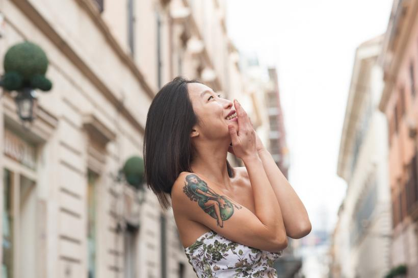 My tattoos have become a protective buffer against self-injury and an important step in refashioning my journey toward wellness. Image: Thinkstock.
