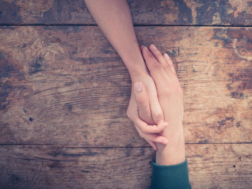 We are hard-wired for love and companionship. Image: Thinkstock.