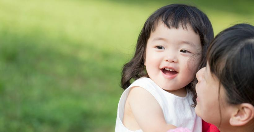 My daughter is about as sweet as they come. Image: Thinkstock.