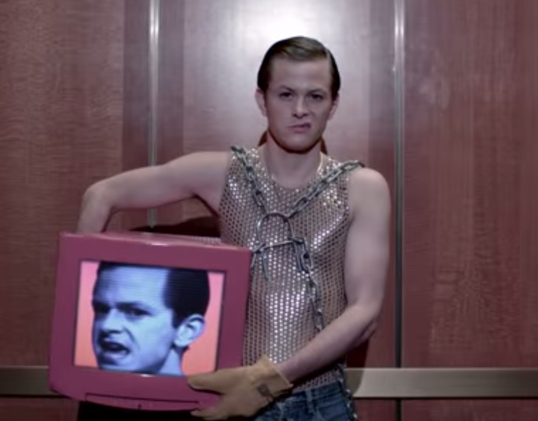 The enigmatic Perfume Genius courtesy of Youtube