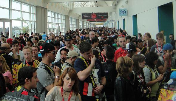 San Diego Comic Con (Credit: Wikimedia Commons)