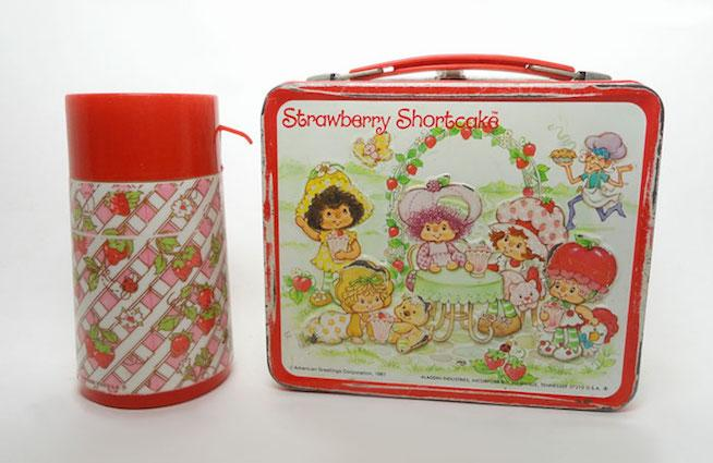 even Strawberry Shortcake had bad hair.