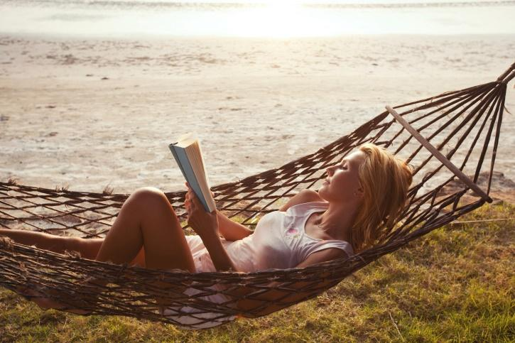 **Story does not include hammock or beach (Credit: Thinkstock)