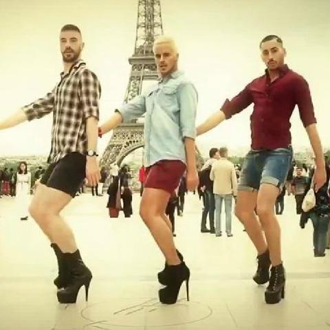 Watch Men In Heels Dominate The Very Best Of The Spice Girls Ravishly