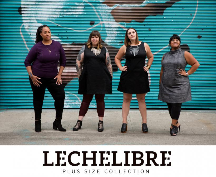 Edgy Breastfeeding Fashion For Rebel Mamas, Now In Plus ...