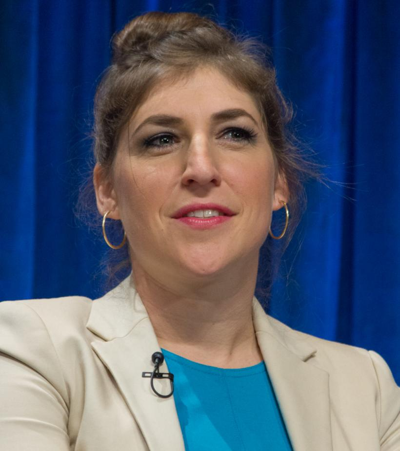 Mayim Bialik pens essay and perpetuates victim-blaming.