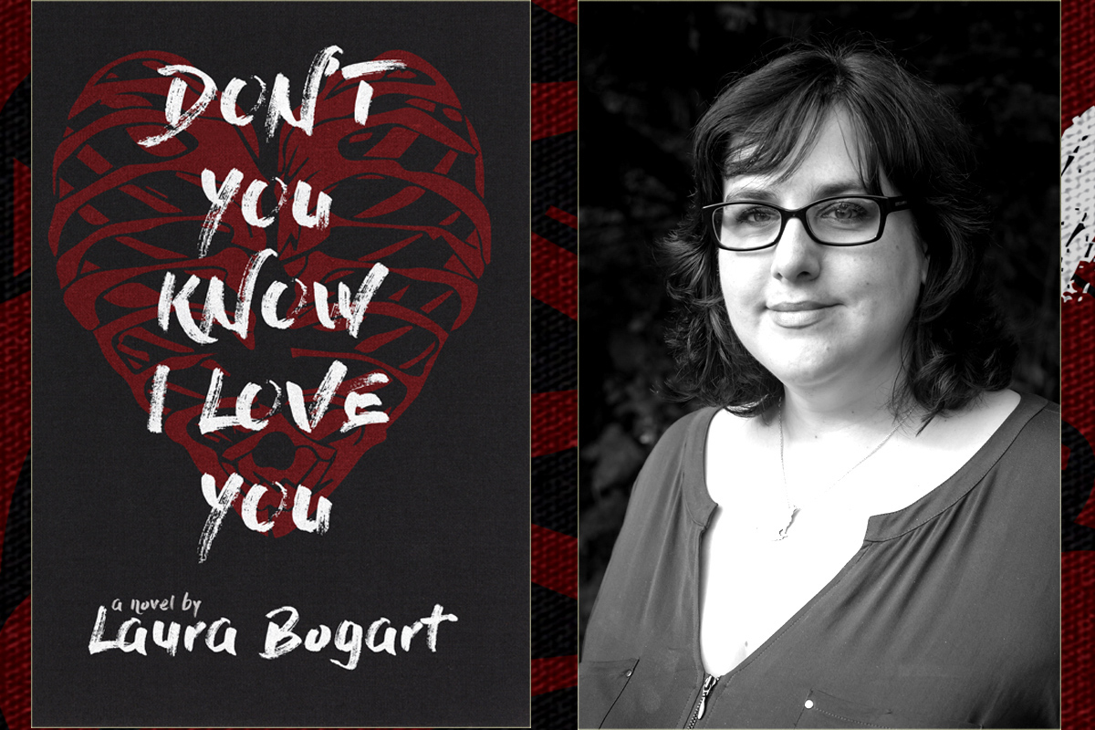 Laura Bogart's Don't You Know I Love You