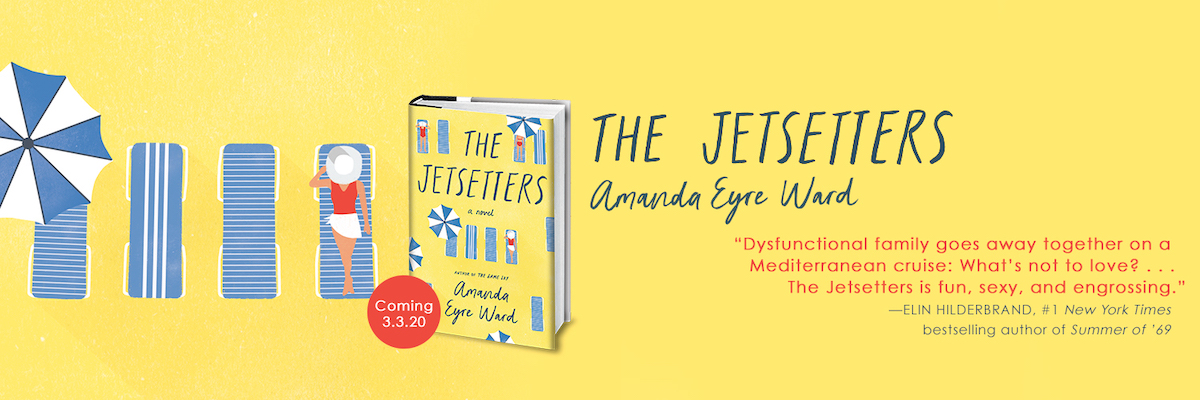 The Jetsetters by Amanda Eyre Ward