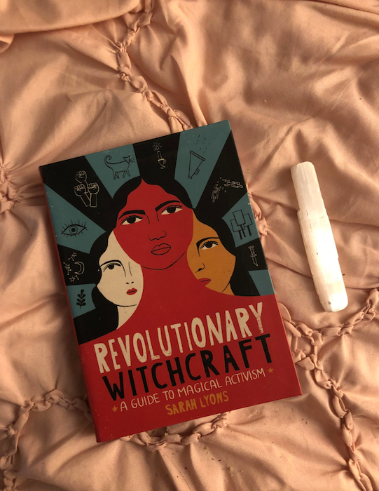 Revolutionary Witchcraft courtesy of the author