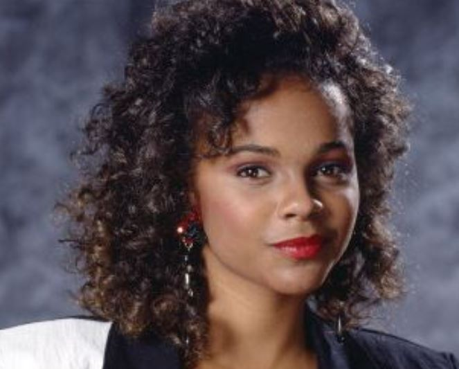 Lisa Turtle, '80s poster girl