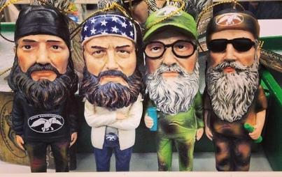 Duck Dynasty viewers were likely to vote for Trump. (Image Credit: Flickr/Mike Mozart)