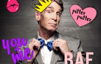 BILL NYE SAVE THE WORLD (AND MY SANITY)