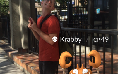 Don't be Krabby. Image: Ian Anderson