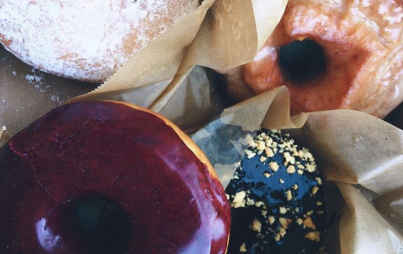 Instagram: IT'S NATIONAL DONUT DAY!!!!!!!!!!!!!!!! Image: Joni Edelman.