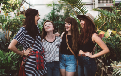 Ladies in their 30s lend their wisdom (Image Credit: Unsplash, Brooke Cagle)