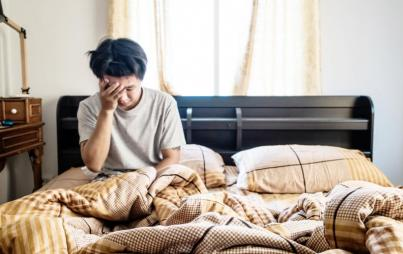 I'm painfully bored, but I don't have the energy to do anything. Image: Thinkstock.