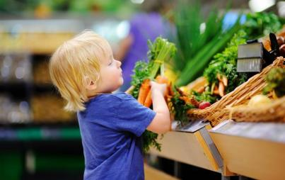 Kids should be exposed to a variety of veggies as early as the womb.