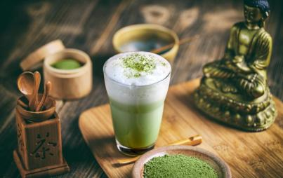 Matcha is all the rage, and for good reason - it packs a healthy, energy-fused punch.