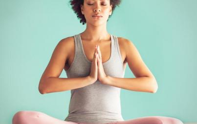 Yoga is here to support you — not to make you fake inner peace.