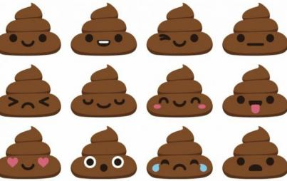 Yep. It's a poop emoji.