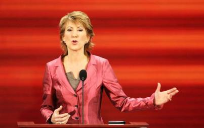 Carly Fiorina: Serious Aunt At The Dinner Table