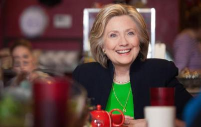 Hillary Clinton in 2015. Image: Wikipedia.