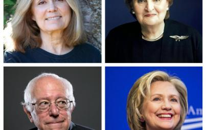 Can a feminist vote for Bernie?