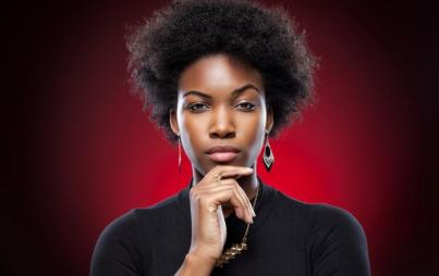 Black people's hair is too tense for White America to EVER be comfortable. Image: Thinkstock.