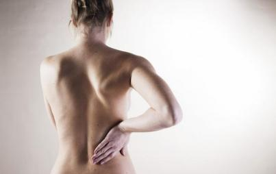 Back injuries can lead to surprising self-discoveries.
