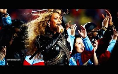 Photo credit: YouTube, Beyonce Formation