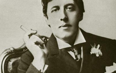 He's a disco dancin', Oscar Wilde readin'. . . (Credit: Wikimedia Commons)
