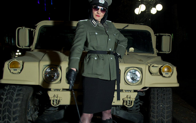 Tenth Annual Military Fetish Ball at Sin City Fetish Night: Facebook