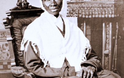 Sojourner Truth. Courtesy of Wikipedia.org