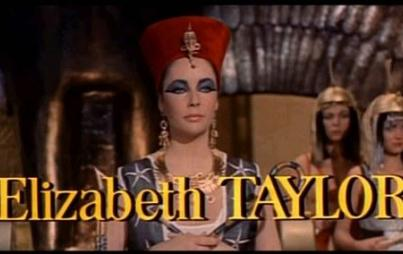 "Perhaps not this dramatic. Image: <a href=""https://commons.wikimedia.org/wiki/Category:Elizabeth_Taylor_in_Cleopatra#/media/File:1963_Cleopatra_trailer_screenshot_(11).jpg"">Wikimedia</a>"