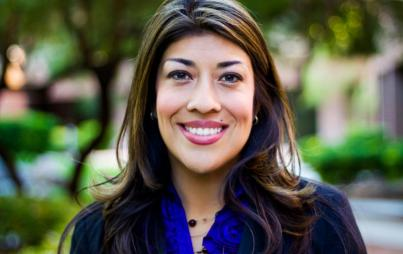 Lucy Flores, Democratic candidate for Nevada's Lieutenant Governor (Credit: Twitter)