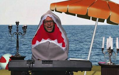 Hey guys: Remember when Shark Week didn't involve a douchebag in a shark costume? (Credit: Discovery.com)
