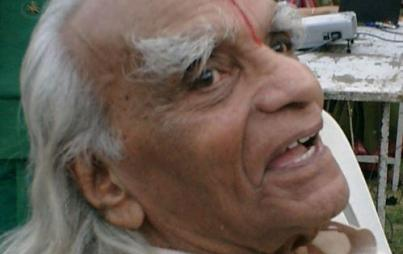 B.K.S. Iyengar (Credit: Wikimedia Commons)