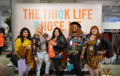 Once a year, fat and fashionable women flock to New York City to meet and greet some of their favorite fashion bloggers and influencers.