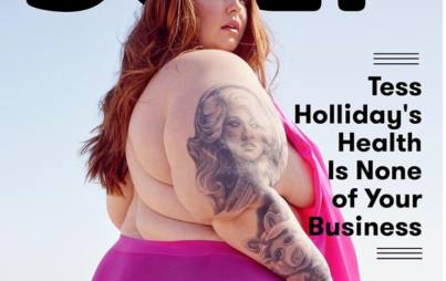 image credit: Tess Holliday via Instagram