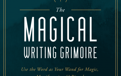 The Magical Grimoire by Lisa Marie Basile