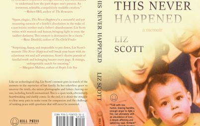 This Never Happened by Liz Scott